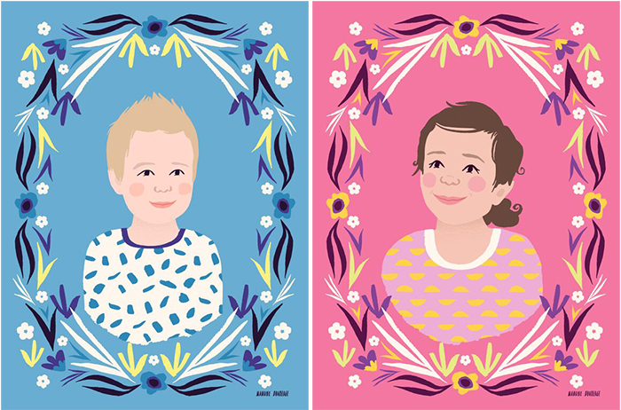 portretjes